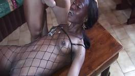 Hot African Groupsex Party Orgy