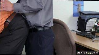 Straight cops male and mature men sucking each other gay First day at work