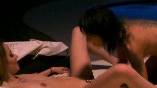 Kinky couple decides to add a third member for a steamy nigh