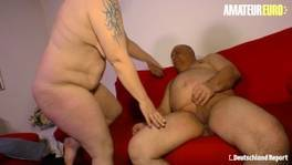 AmateurEuro – Rough Amateur SEX on The Couch With Kinky German Slutty Wife