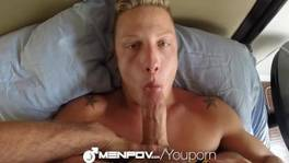 HD – MenPOV Owen and Ace start the day just right after a very long night